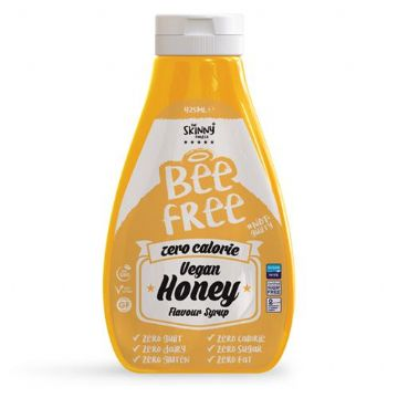 Vegan Honey  Zero Calorie Sugar Free VEGAN Syrup - 425ml